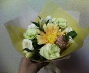 おめでとうありがとう花束