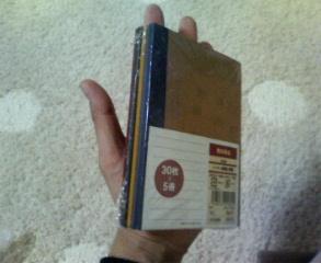 この大きさのノート