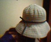 帽子をかっちった