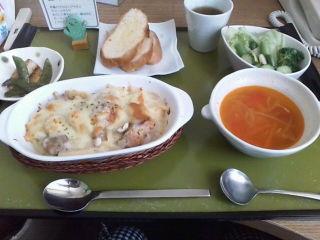 ビバ産院の食事